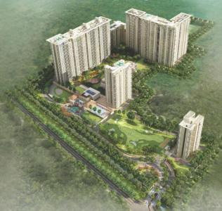 Gallery Cover Image of 1950 Sq.ft 3 BHK Apartment for buy in G Corp The Icon North Towers G And H, Narayanapura for 13600000