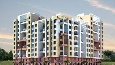 Gallery Cover Image of 652 Sq.ft 1 BHK Apartment for rent in Khinvasara Aranyeshwar Park Phase II, Parvati Darshan for 11000