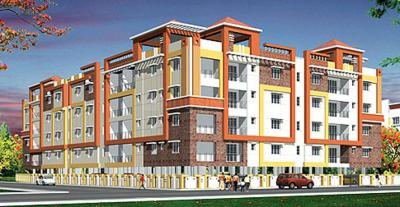 Gallery Cover Image of 1650 Sq.ft 3 BHK Apartment for rent in Kavuri Kavuri Ridge, Puppalaguda for 22000