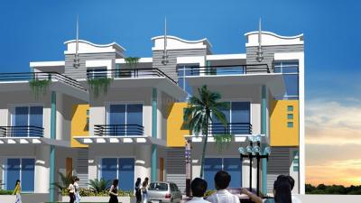 Gallery Cover Image of 1506 Sq.ft 3 BHK Independent House for buy in Ansal Town Indore - Villas, Talawali Chanda for 4000000