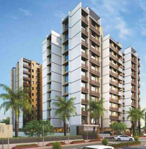 Gallery Cover Image of 1143 Sq.ft 3 BHK Apartment for rent in Panchamrut Green, Shilaj for 20000