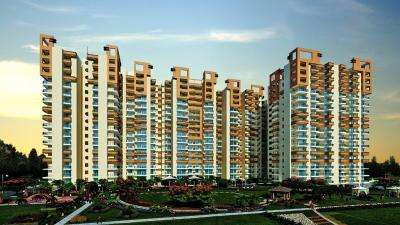 Gallery Cover Image of 1235 Sq.ft 3 BHK Apartment for rent in Uninav Heights, Raj Nagar Extension for 12000