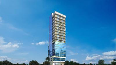 Gallery Cover Image of 600 Sq.ft 1 BHK Apartment for buy in Sanaya Krish Royale, Parel for 15000000
