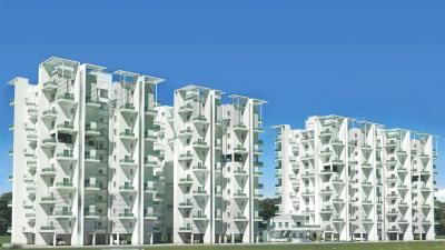 Gallery Cover Image of 1450 Sq.ft 3 BHK Apartment for rent in Gauree Atlantica East, Mundhwa for 19000