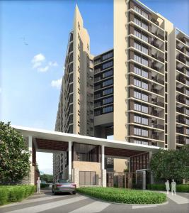 Gallery Cover Image of 1500 Sq.ft 3 BHK Apartment for buy in Kumar Palmspring Towers A6 A7 And B3, Mohammed Wadi for 9200000