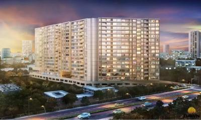 Gallery Cover Image of 1100 Sq.ft 3 BHK Apartment for buy in Godrej Central, Chembur for 24000000