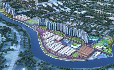 Gallery Cover Pic of Sheltrex Smart Phone City Project 1 Phase VI