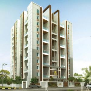 Gallery Cover Image of 1607 Sq.ft 3 BHK Apartment for buy in Pate Seya, Dattavadi for 17042620