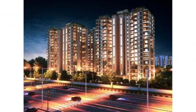 Gallery Cover Image of 1650 Sq.ft 3 BHK Apartment for buy in Ramprastha Greens, Vaishali for 15000000