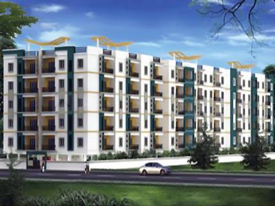 Gallery Cover Image of 1133 Sq.ft 2 BHK Apartment for rent in SLV Nivas, Whitefield for 22000