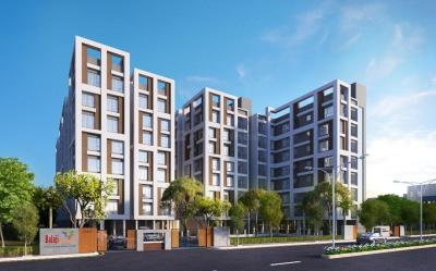 Gallery Cover Image of 1105 Sq.ft 3 BHK Apartment for buy in Balaji Residency, Mali Panchghara for 4696000