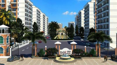 Gallery Cover Image of 1430 Sq.ft 3 BHK Apartment for rent in MR Proview Delhi 99, Gagan Vihar for 8500
