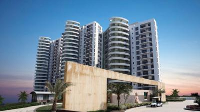 Gallery Cover Image of 1420 Sq.ft 2 BHK Apartment for rent in Eldeco Aamantran, Sector 119 for 18000