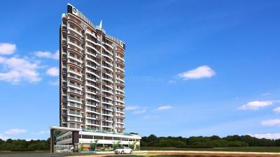 Gallery Cover Image of 735 Sq.ft 1 BHK Apartment for buy in Paradise Sai Wonder, Kharghar for 6500000