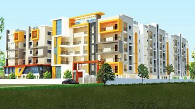 Gallery Cover Image of 1665 Sq.ft 3 BHK Apartment for rent in Siri Jewel, Chandanagar for 30000