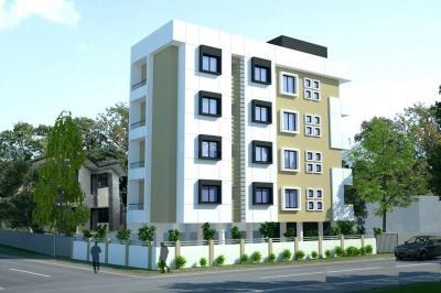 Concrete Ganguly Bhawan