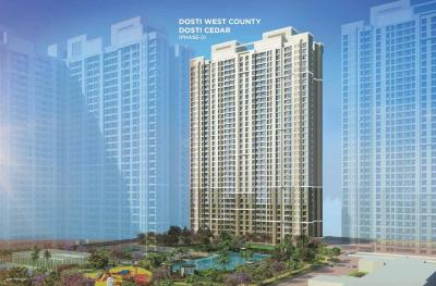 Gallery Cover Pic of Dosti West County Phase 2 Dosti Cedar