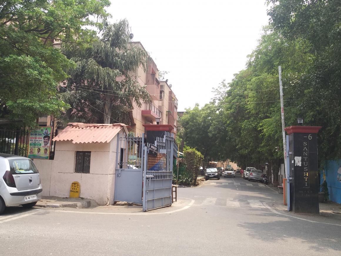 DDA Santushti Apartment in Vasant Kunj, New Delhi - Price