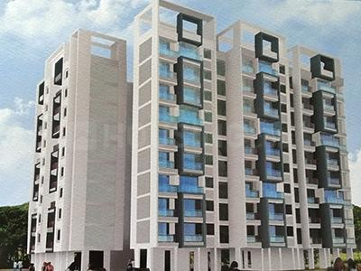 Gallery Cover Image of 700 Sq.ft 1 BHK Apartment for buy in Shree Pancham, Mira Road East for 6200000
