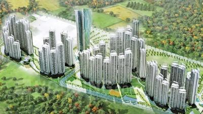Supertech Jade Towers