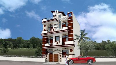 Gallery Cover Image of 150 Sq.ft 1 RK Apartment for rent in Friends Sai Apartment - 1, Sewak Park for 4500