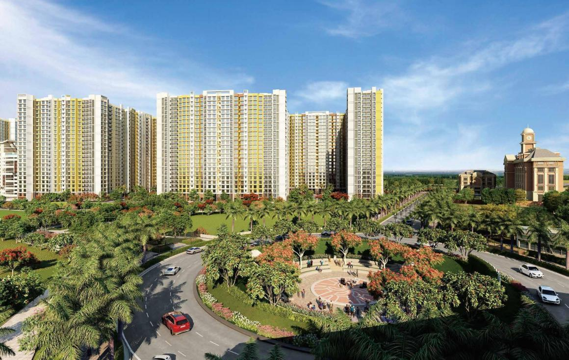 Gallery Cover Pic of Runwal Gardens Phase I