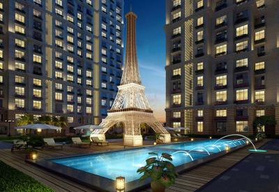 Gallery Cover Image of 1125 Sq.ft 3 BHK Apartment for buy in Kanakia Paris, Bandra East for 29999999