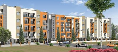 Gallery Cover Image of 1830 Sq.ft 3 BHK Apartment for buy in Suraksha Golden Palms, Arakere for 8500000