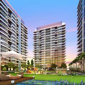 Gallery Cover Image of 1045 Sq.ft 2 BHK Apartment for rent in Unique Estate Mumbai, Mira Road West for 21000