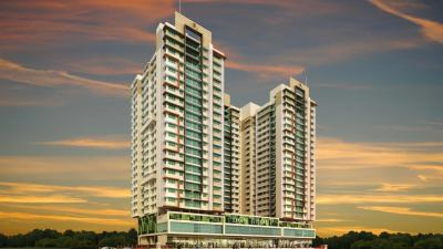 Gallery Cover Image of 1088 Sq.ft 3 BHK Apartment for rent in Sheetal Tapovan, Malad East for 40000