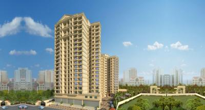 Gallery Cover Image of 512 Sq.ft 1 BHK Apartment for buy in Cosmos Habitate A Wing, Thane West for 7400000