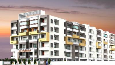 Gallery Cover Image of 1117 Sq.ft 2 BHK Apartment for rent in Symphony, Carmelaram for 18000