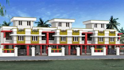 Gallery Cover Image of 2000 Sq.ft 3 BHK Independent House for buy in Chathamkulam European Villas, Kannadi-II for 2990000
