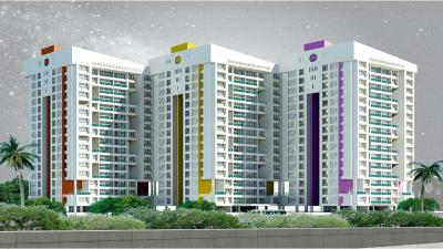 Gallery Cover Image of 1150 Sq.ft 2 BHK Apartment for buy in Jangid Galaxy Tower 1, Thane West for 12000000