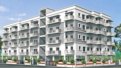 Gallery Cover Image of 1184 Sq.ft 2 BHK Apartment for buy in Bab Amrutha Dhara, Singasandra for 4670000