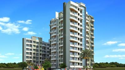 Gallery Cover Image of 421 Sq.ft 1 RK Apartment for rent in Rai Residency Rai Valley A B C Wing, Kalyan East for 5000
