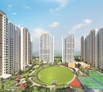 Gallery Cover Image of 751 Sq.ft 3 BHK Apartment for buy in Sunteck West World, Naigaon East for 5700000