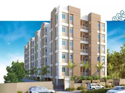 Gallery Cover Image of 560 Sq.ft 1 BHK Apartment for rent in Narayan Kunj, Borivali West for 24000