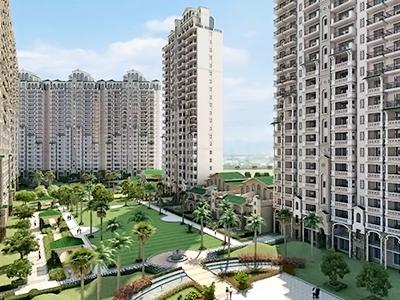 Gallery Cover Image of 2400 Sq.ft 3 BHK Apartment for buy in ATS Casa Espana, Bar Majra for 11600000