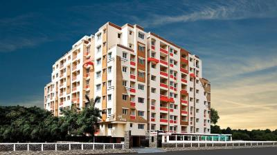 Gallery Cover Image of 1650 Sq.ft 3 BHK Apartment for rent in Sai Sampada, L I G Colony for 18500