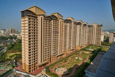 Gallery Cover Image of 1200 Sq.ft 3 BHK Apartment for rent in Interface Heights, Malad West for 65000