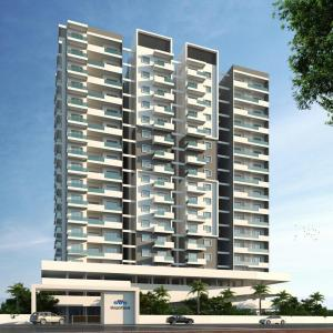 Gallery Cover Image of 1205 Sq.ft 2 BHK Apartment for buy in AV Magnifique, Narapally for 3976500