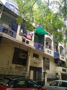 Gallery Cover Image of 750 Sq.ft 2 BHK Apartment for rent in Krishna Apartment , Khanpur for 8500