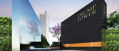 Gallery Cover Image of 1644 Sq.ft 3 BHK Apartment for buy in Tribeca Trump Tower, Topsia for 39000000