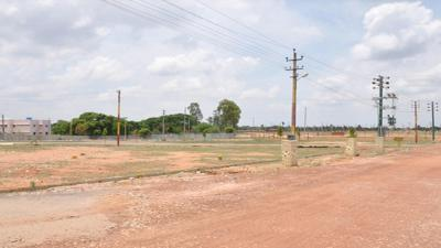5000 Sq.ft Residential Plot for Sale in Hoskote, Bangalore