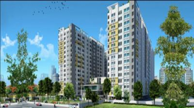 Gallery Cover Image of 1378 Sq.ft 3 BHK Apartment for buy in Techman Moti Residency Phase II, Sikrod for 3850000