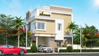 Gallery Cover Image of 1780 Sq.ft 3 BHK Villa for buy in APR Praveens Grandio, Patancheru for 11000000