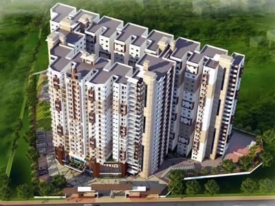 Gallery Cover Image of 1565 Sq.ft 3 BHK Apartment for buy in Unnati Shreerath, Nizampet for 9390000