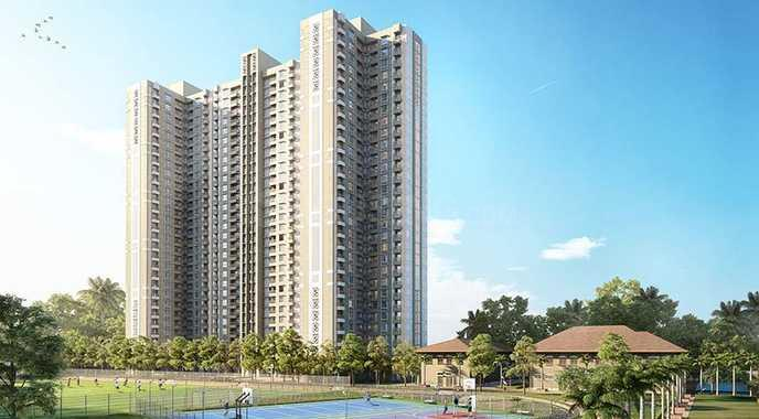 Gallery Cover Pic of Lodha Amara Tower 32 33