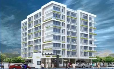 Gallery Cover Image of 1300 Sq.ft 3 BHK Apartment for rent in Galaxy Exotica, Vile Parle East for 75000